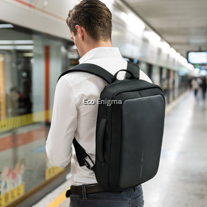 Bobby Bizz - The Best Business Briefcase and Backpack