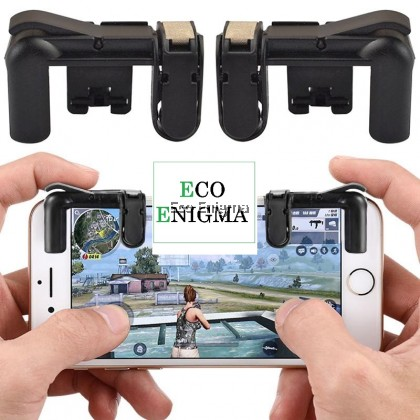 2018 Mobile Game Controller L1R1 Mobile Game Trigger Joystick Gamepad for Android iPhone  V3.0