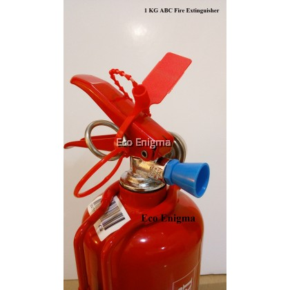 SRI 1KG Home & Car Fire Extinguisher ABC Powder (With Bomba Certificate) -  Pre-Order