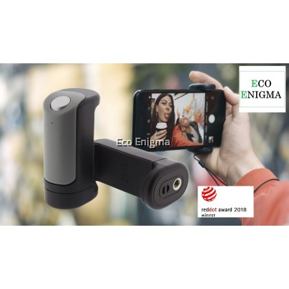Shutter Grip - grab-and-go camera control for your smartphone