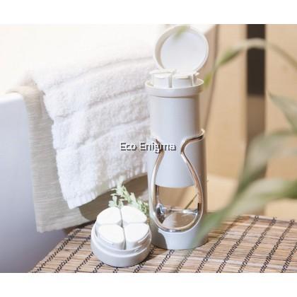 Tic Travel Bottle - Combo Set – Pearl White