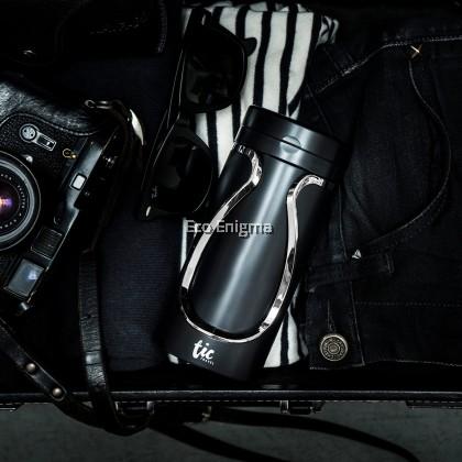 Tic Travel Bottle - Combo Set – Classic Black