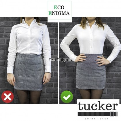 Tucker Shirt-Stay | Look Your Best Everyday
