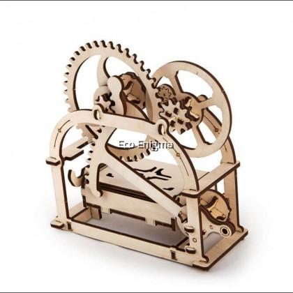 Ugears® Mechanical Box Etui Wooden Model Kit