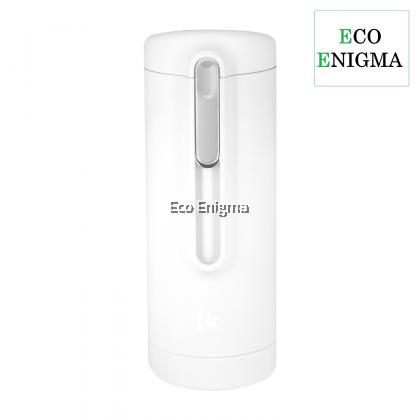 TIC Travel Bottle version 2.0 - Skin Cream Bottle (Matte White)
