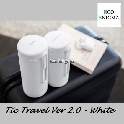 TIC Travel Bottle version 2.0 - Shower & Skin Bottle