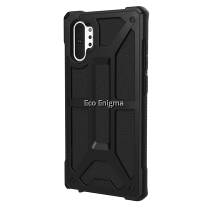 URBAN ARMOR GEAR UAG Designed for Samsung Galaxy Note10 Plus [6.8-inch Screen] Monarch Feather-Light Rugged [Black] Military Drop Tested Phone Case