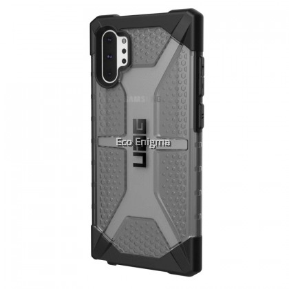 UAG Designed for Samsung Galaxy Note10 Plus [6.8-inch Screen] Plasma Feather-Light Rugged [Ash] Military Drop Tested Phone Case