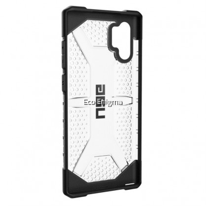 URBAN ARMOR GEAR UAG Designed for Samsung Galaxy Note10 Plus [6.8-inch Screen] Plasma Feather-Light Rugged [Ice] Military Drop Tested Phone Case