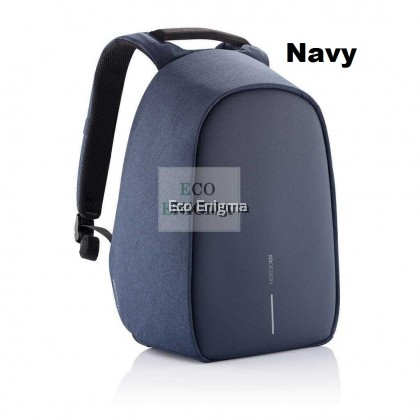 "XD Design Bobby Hero XL Anti Theft Backpack 17"" (Grey Blue Navy)"