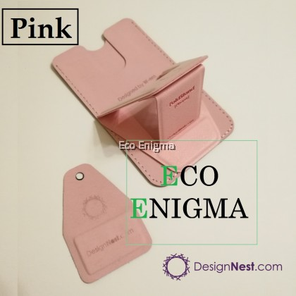 Fold Stand for Phone – Stand without Strap – Colour Pink