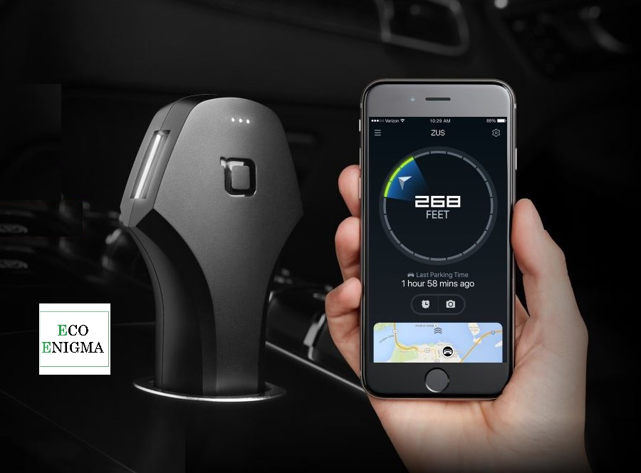 ZUS Smart Car Charger - Nonda